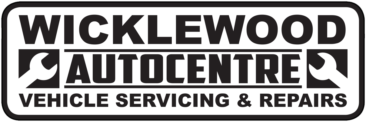 Wicklewood Auto Centre Logo New